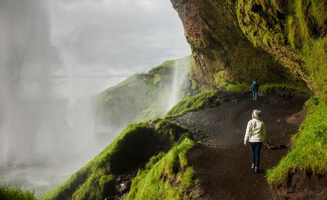 Interior cascada Seljandsfoss