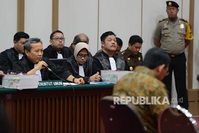 'Vonis Penjara 2 Tahun untuk Ahok, Bukti JPU tak Independen'