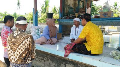 Rini Mulyati Sapa Masyarakat Hindu Desa Braja Gemilang Lampung Timur