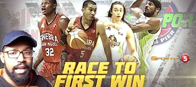 Watch YouTuber Reacts To Ginebra vs. GlobalPort Game Highlights (VIDEO)