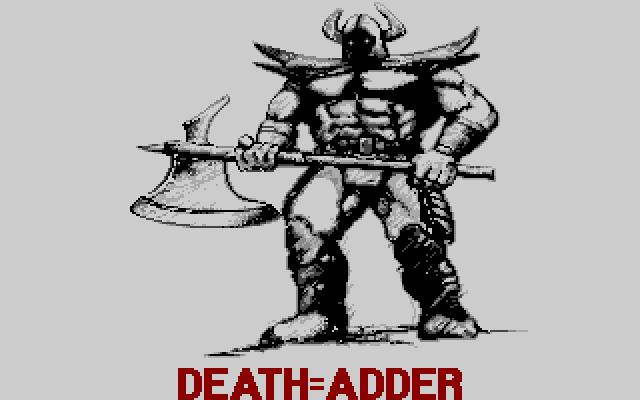 Amiga Memoirs: Chapter VII: Golden Axe