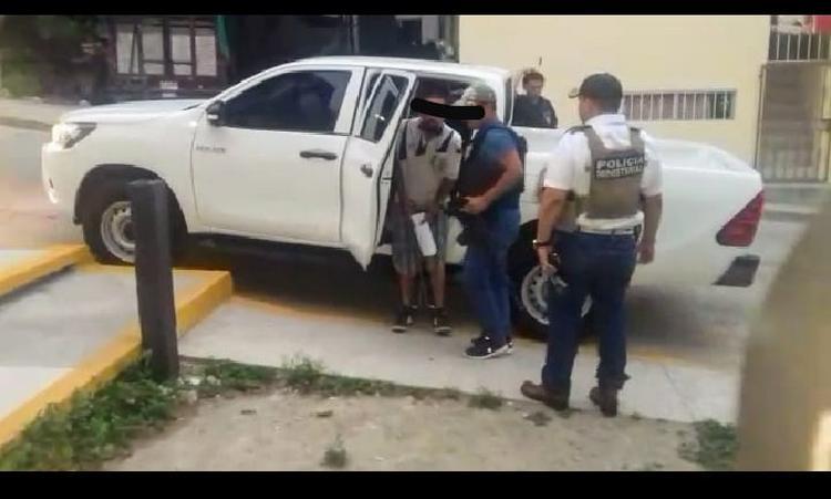 """Cae el Jefe de Plaza del """"GrupoSombra"""" del CDG en Tantoyuca, Veracruz"""