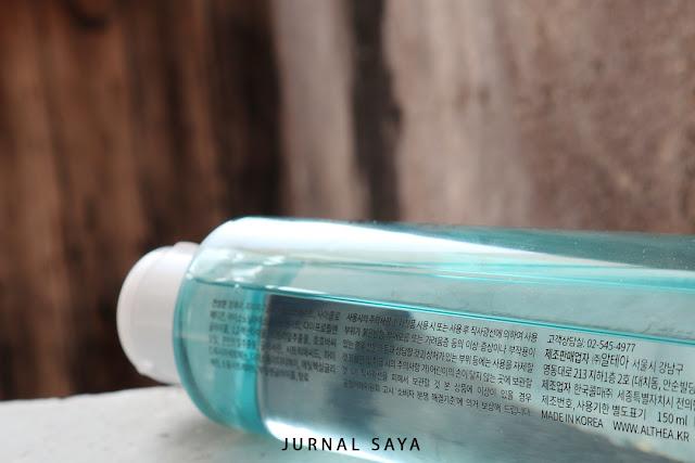 serum cleanser korea