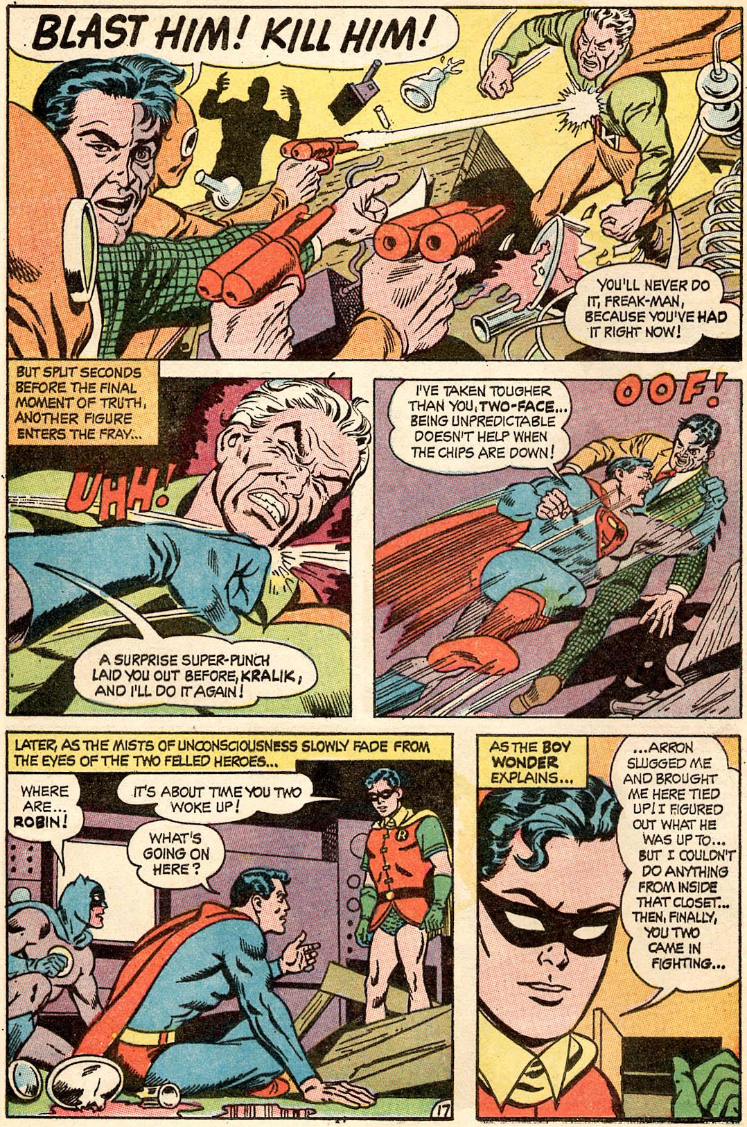 Read online World's Finest Comics comic -  Issue #173 - 20