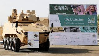 Produk Militer Arab Saudi
