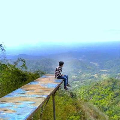 Lokasi Bukit Ngisis Nglinggo Kulon Progo Jogjakarta