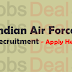 Indian Air Force Recruitment 2017 IAF Group C Notification (232 Jobs)