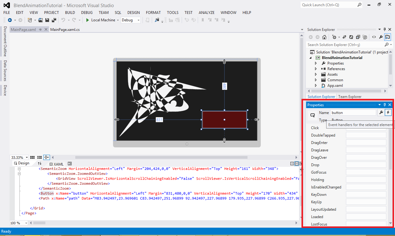 Visual studio 2012 gridview tutorial