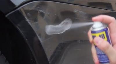 Tips Cara Mudah Hilangkan Calar Di Kereta (Car Scratches)