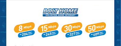 paket unlimited BOLT