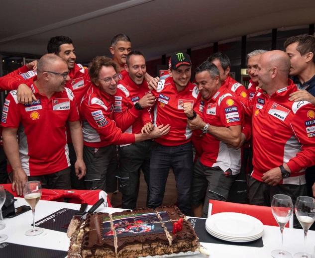 Kado Ultah, Jorge Lorenzo Target Naik Podium di Serkuit Sirkuit Jerez Spanyol