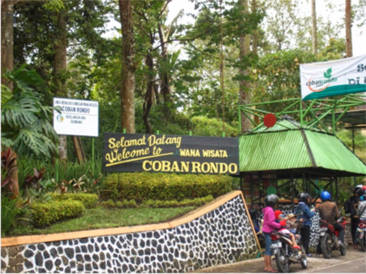 coban rondo waterfall pujon malang east java archive indonesia tourism forum where you can find any information about