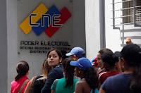 CNE aprueba solicitud del 20% para recolección de firmas y otros lineamientos