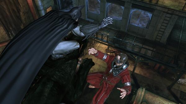 Batman Arkham Asylum Download for PC