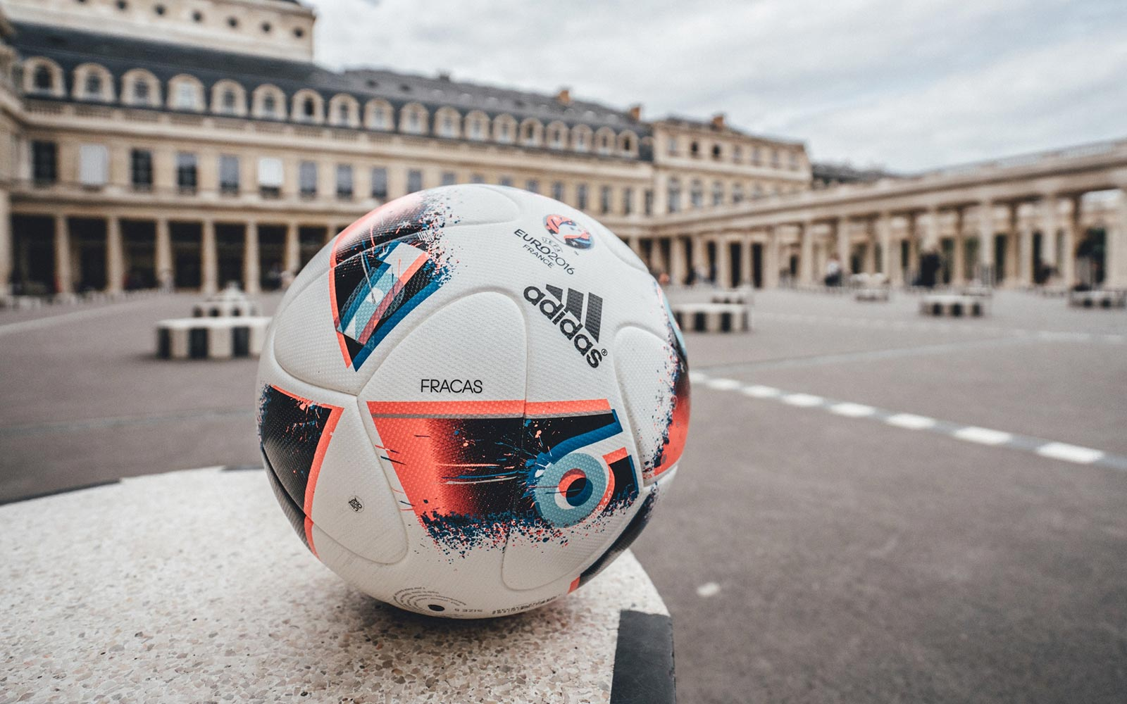 adidas fracas euro 2016 final ball released footy headlines. Black Bedroom Furniture Sets. Home Design Ideas