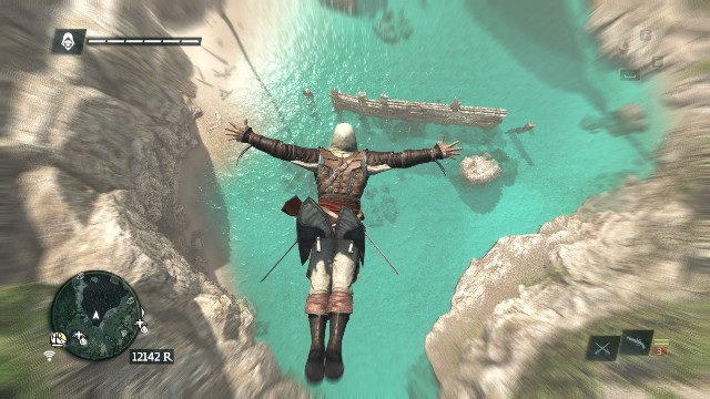 Download Assassin's Creed 4 Black Flag PC Games Gameplay