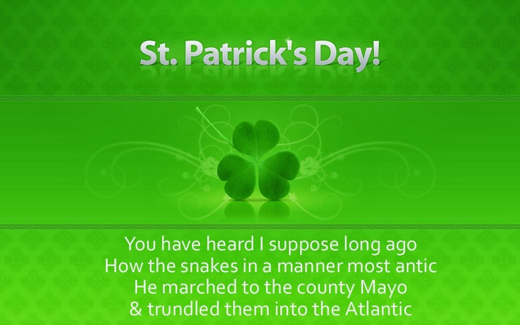 St Patricks Day Quotes And Sayings. QuotesGram