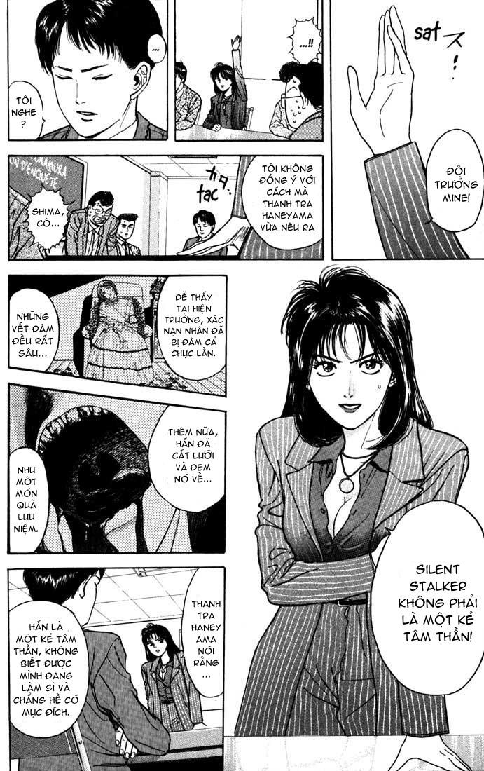 Psychometrer Eiji chapter 29 trang 6