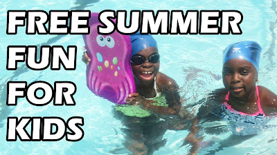 4 Free Fun Summer Activities For Kids
