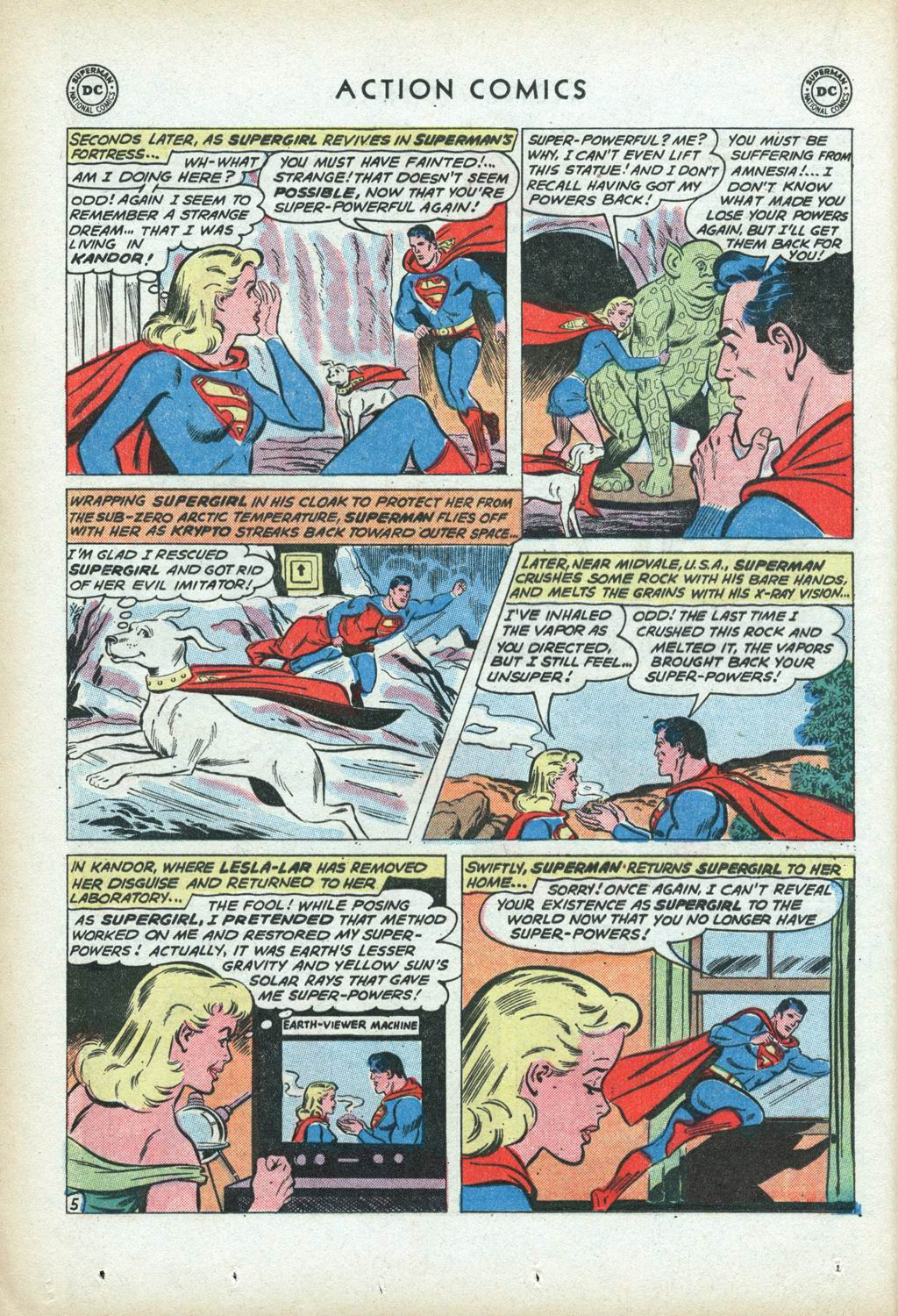 Read online Action Comics (1938) comic -  Issue #281 - 24