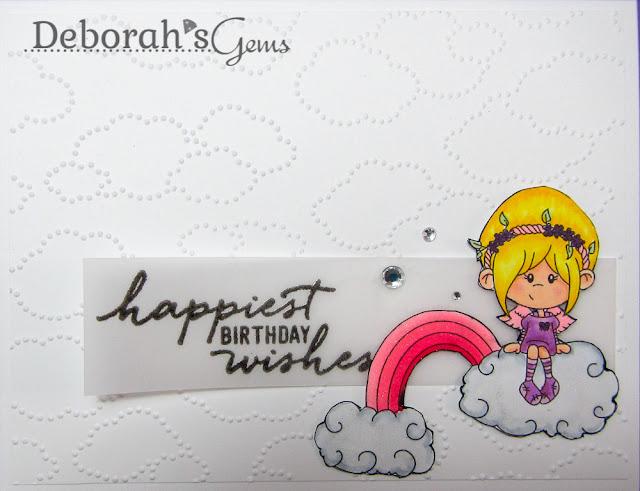 Happiest Birthday Wishes - photo by Deborah Frings - Deborah's Gems