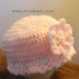 Cute Baby Hat Crochet Pattern (FREE)