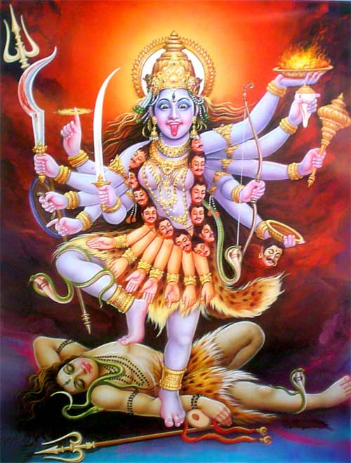 Known and Unknown Facts About Kali Mata