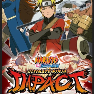 Permalink to Naruto Shippuden: Ultimate Ninja Impact PPSSPP (For Android + Save Data)