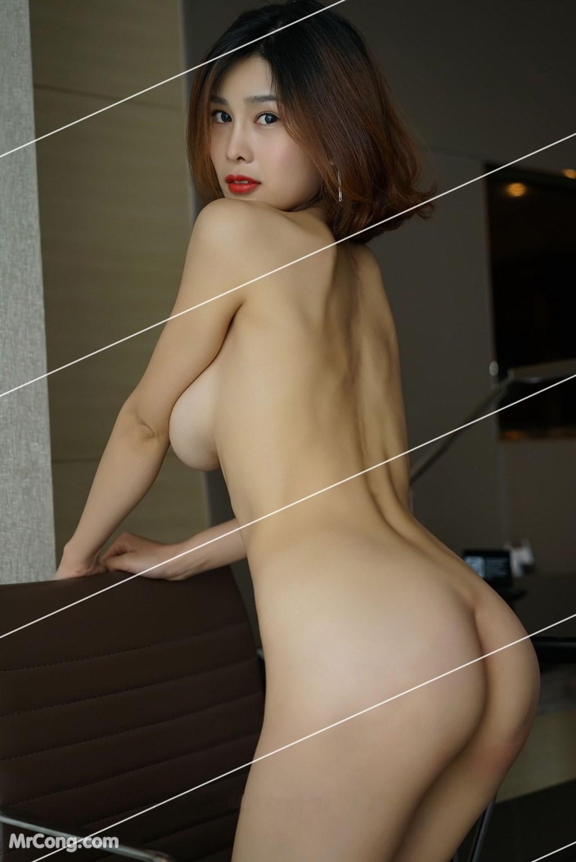 Image Yan-Pan-Pan-Part-3-MrCong.com-047 in post Ngắm vòng một siêu gợi cảm với nội y của người đẹp Yan Pan Pan (闫盼盼) (51 ảnh)