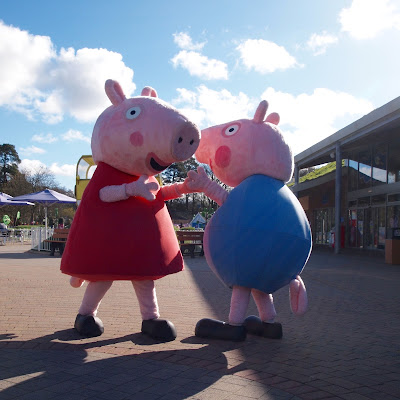 Organise a Muddy Puddle Walk for Save the Children with Peppa and George