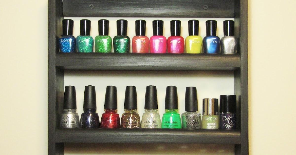 BeautyPopStop: Sale Alert!: BeautyPopShop Nail Polish Rack Flash ...