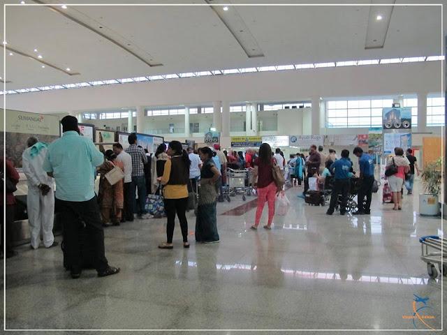 Aeroporto Internacional Lal Bahadur Shastri  -  Aeroporto de Varanasi