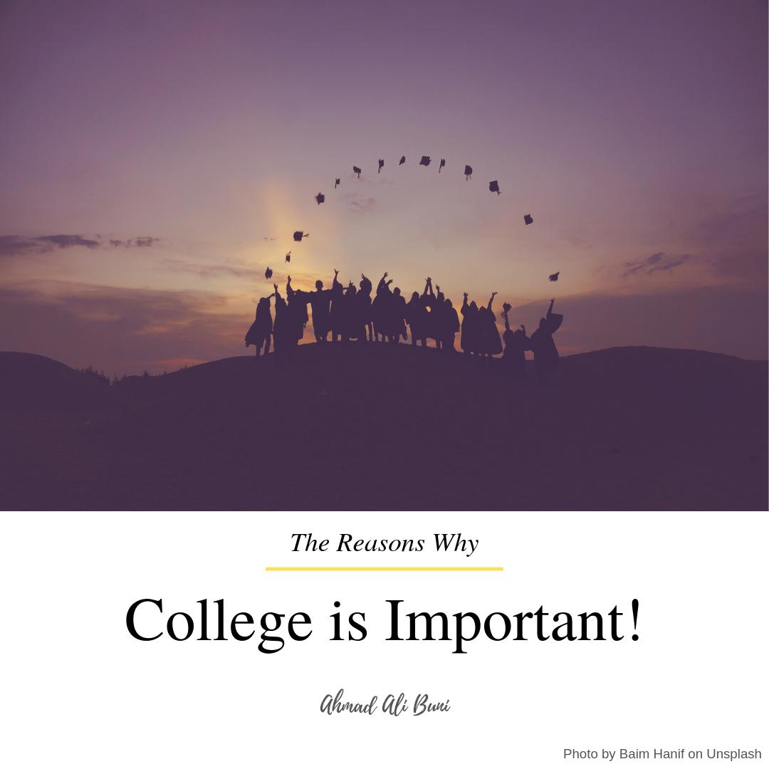 6 alasan kuliah itu penting