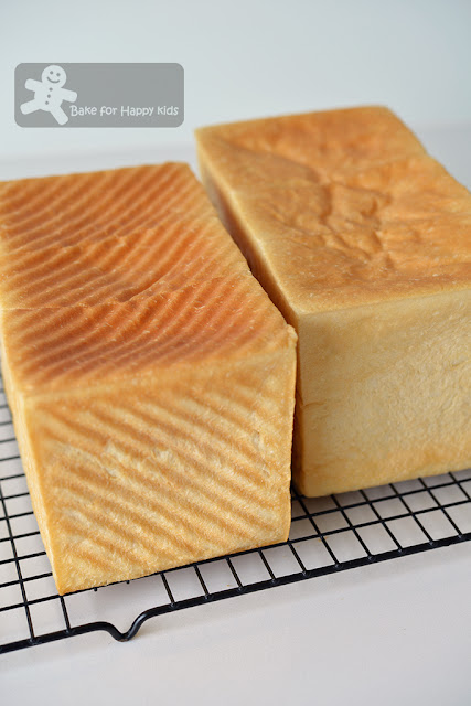 shokupan condensed milk sandwich bread