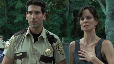 Shane Walsh and Lori Grimes before the apocalypse