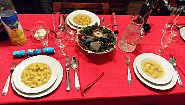 Italian Christmas food