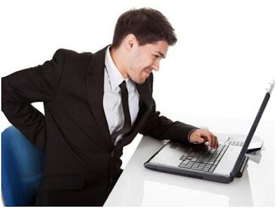 Nhân viên văn phòng _ đau thắt lưng