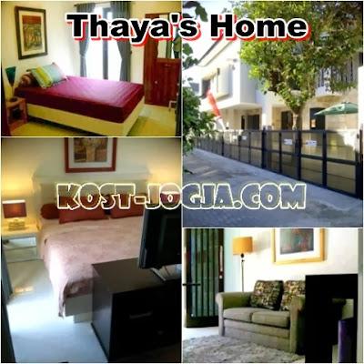 thaya's home