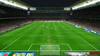 Fenerbahce Ulker Stadium PES 2017