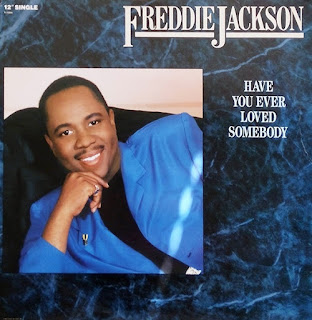 Freddie Jackson ‎– Have You Ever Loved Somebody (VLS) (1986)