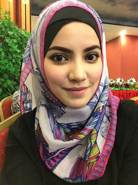 Biodata Penuh Pelakon Cantik Nina Iskandar