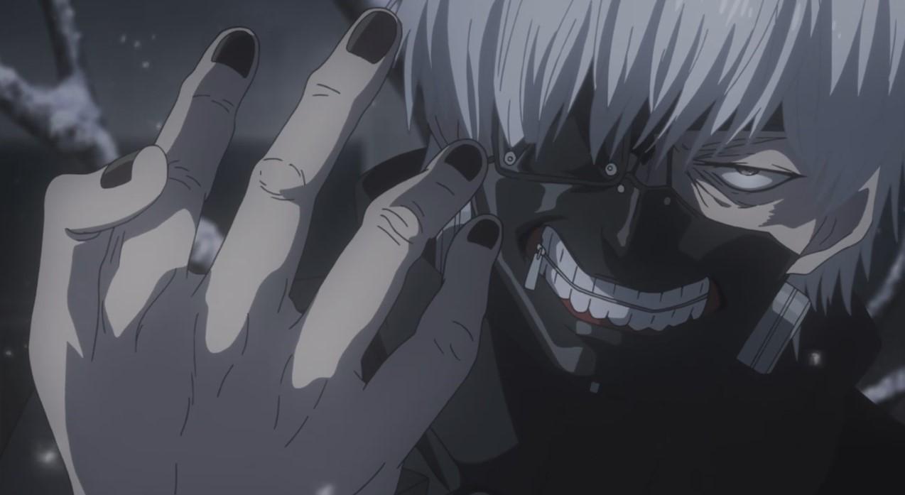 Tokyo Ghoul √A: Episódio 10 – Última chuva