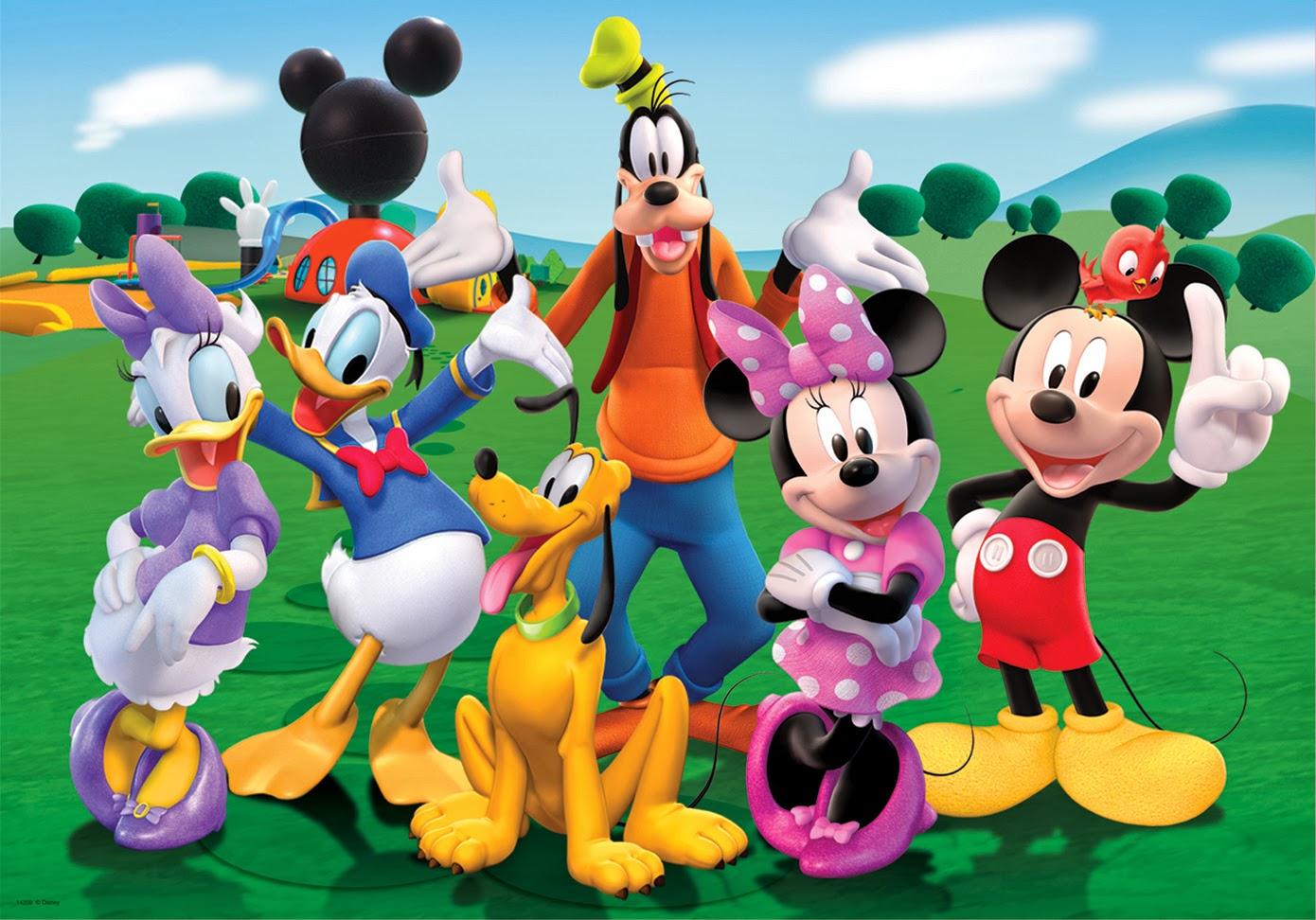 Walt Disney 2014
