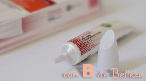 Review contorno ojos color