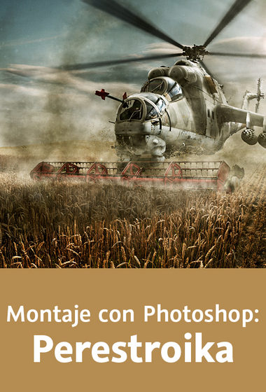 Curso Video2Brain Montaje con Adobe Photoshop: Perestroika