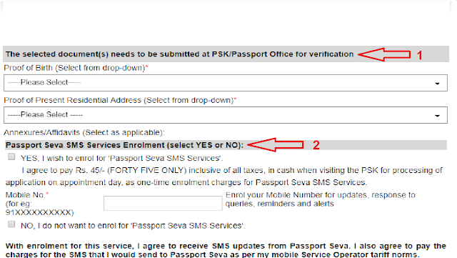 how-to-fill-passport-application-passport-seva-kendra