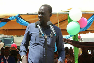 Josphat Nanok elected as the next third CoG. PHOTO | Courtesy