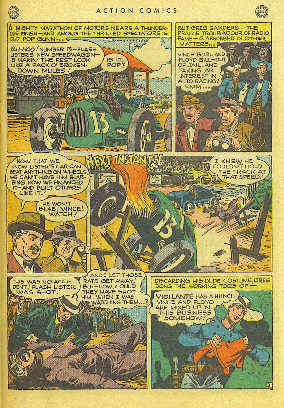 Read online Action Comics (1938) comic -  Issue #114 - 41