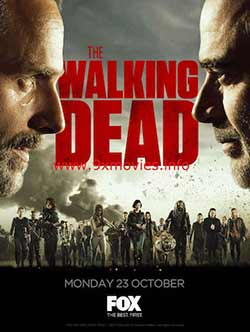 The Walking Dead S08E01 English Season 390MB WEB DL ESubs at movies500.me