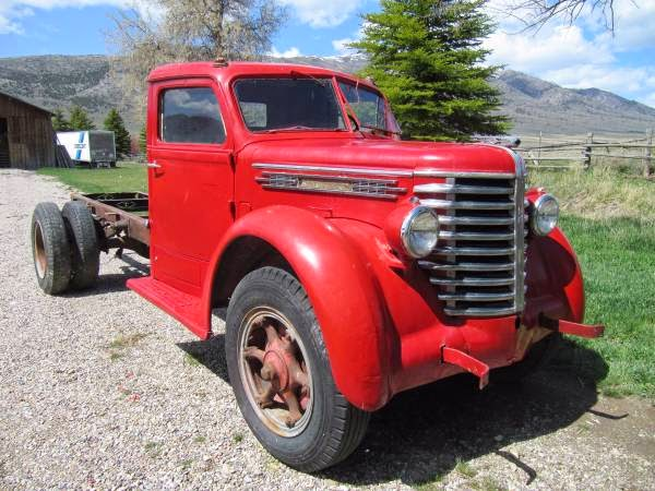 1948 Diamond T 306H Truck | Auto Restorationice